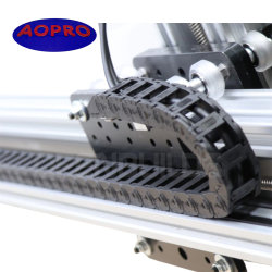 Maquinaria Portacables la cadena de arrastre de China de fábrica