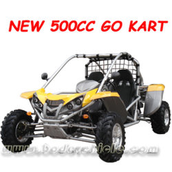500cc 4X4 Go Kart com marcação Moto (MC-442)