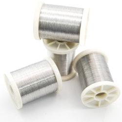 SUS 201/304L/316L/309S/310S/321/347H/410/420/430/904L weicher getemperter oder Härte-Edelstahl-Draht-Ring