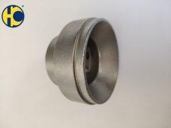 Wielnaaf in roestvrij/gelegeerd staal door investering/precisiecasting en CNC Bewerking