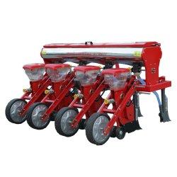 3 、 4 列の農業用機械トウモロコシ / 大豆プランターシーダー、 30 〜 70mm の作付深さ