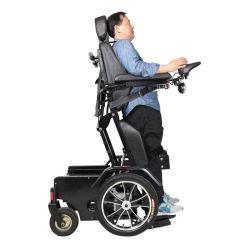 Silla de ruedas eléctrica sentarse a ponerse de pie