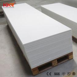 Superfícies Corian pedra artificial a aparência de mármore todos os tipos de resina acrílica de pedra sólida a folha de superfície