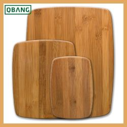 Eco-Friendly 3 PCS Bambu Board em óleos vegetais e frutas