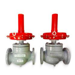 Self-Operated Regulador de presión (presión de control de arriba)