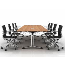 現代木のオフィスの会議室の管理の会合表