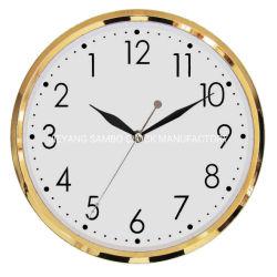 Silencieux de haute qualité de l'Horloge Horloge murale avec mécanisme de quartz