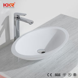 工場価格の固体表面の洗面器の浴室の軸受け洗面器09.02
