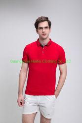China Fabricante de ropa deportiva Hombres camiseta de la moda