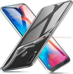 A fábrica de Silicone Transparente de protecção Caso Telefone Slim tampa do gabinete para a Samsung Galaxy UM20E