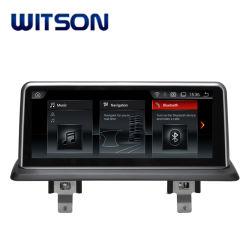 Witson BMW 10.25の「アンドロイド9.0 BMW 1シリーズE81 E82 E87 E88 (2005-2012年)のための大きいスクリーン車DVD