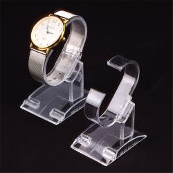 De acryl Vertoning van het Horloge van de Plank van de Vertoning van Producten Acryl