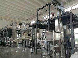 低い投資の簡単な粉末洗剤の生産ライン