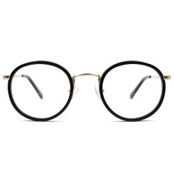 アセテートの接眼レンズフレームガラスの製造業者の青く軽いガラス