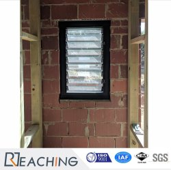 Цена производителя окон и дверей Австралии стандартные алюминиевые жалюзи Windows в качестве2047 стекла окон жалюзи для Австралии рынка
