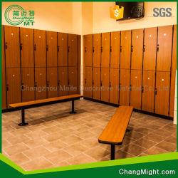 Nouveau mode de gros fabricant en Chine Almirah d'acier 3 Portes armoire 3 Tier