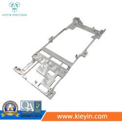 Máquinas CNC de alta qualidade em aço inoxidável de moagem/peças de alumínio para peças de Telefone móvel