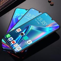 R20 4800mAh 6.3インチの低下の映画向きの顔の認識の倍SIMのカードのスマートな携帯電話