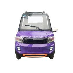 Venta caliente dos asientos las cuatro ruedas coche eléctrico de baja velocidad para adultos