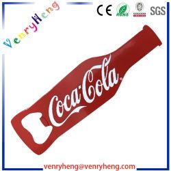 Apri di bottiglia su ordinazione della bevanda della birra del metallo di marchio per il regalo di promozione
