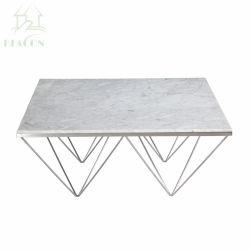 Restaurant Café thé d'acier de marbre jambes tableau