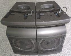 L'audio JBL mini-enceinte DJ Sound 8pouces de haut-parleur Pro Audio