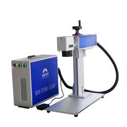 Laser-Markierungs-Maschine der Faser-30watt für Typenschild