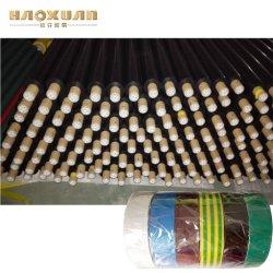 Pvc van het Broodje van de Band van de Waarschuwing van pvc Tape/PVC van Pakistan Osaka