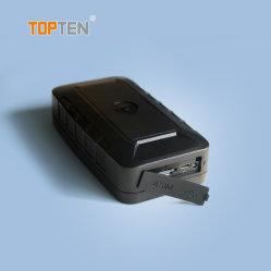 جهاز التتبع اللاسلكي لنظام تحديد المواقع العالمي (GPS)/GSM بقدرة 12000 مللي أمبير/ساعة مع ميزة إخفاء التدفق المغناطيسي السهل، مع ميزة السور الجغرافي ومنبه مستوى البطارية المنخفض (PG99-JU)
