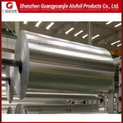 6-9de alumínio MIC/Folha de Rolos Jumbo de alumínio para alimentos para Embalagens Flexíveis