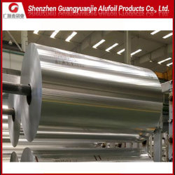 Stagnola di alluminio zero dell'alluminio del doppio/del rullo enorme per l'imballaggio flessibile dell'alimento