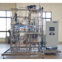 Two-Union Biofermenter avec l'automatisation de contrôle pour la culture microbienne