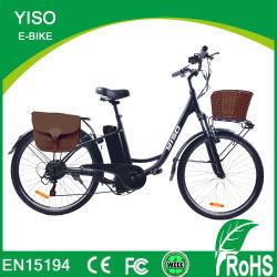 "Neuestes 26 "" *2.5 ermüdet Motor350w Velo Electrique 48V 20ah Lead-Acid Batterie-Fahrrad elektrisches Citybike"