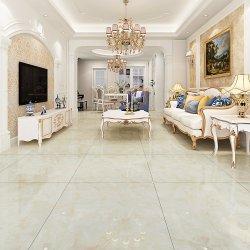 800x800 fabriqués en Chine de l'intérieur des matériaux de construction la salle de bains en marbre naturel mur vitré vitrifiés de la Porcelaine des carreaux de sol en céramique