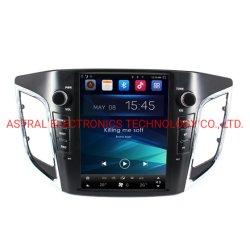 運行WiFi BluetoothミラーリンクCarplayの人間の特徴をもつ自動逆転のカメラが付いている9.0インチのヒュンダイIX25 Creta Teslaの人間の特徴をもつスクリーンAutoradio