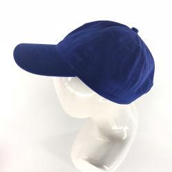 Il baseball in bianco normale 100% del cotone superiore mette in mostra il cappello della protezione