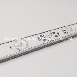 LEDライトボックス特別なLEDのライトボックスLEDのバックライトを広告する屋外TVレンズのライトボックスのライトバーのプラットホーム