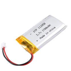 112850 Llithium полимерная батарея 3,7 в 1800 Мач с Jst разъем