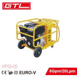 9HP draagbare hydraulische voedingseenheid voor benzine, hydraulische voedingseenheid voor benzinemotoren voor wegbouw en noodonderhoud Sunny