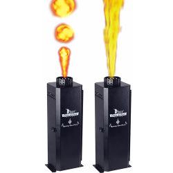 Mini-Efeito chama de fogo no interior da máquina pequeno incêndio fase equipamentos do projetor
