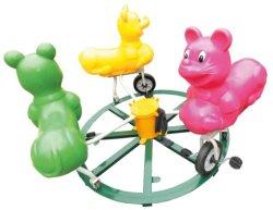 Качели для детей игровая площадка на открытом воздухе раскачивая пружину лошадь детские качели пластиковую пружину Райдер
