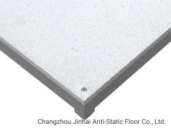 Alumínio Anti-Static Painéis cegos pedestais com piso elevado