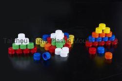 Capuchon en plastique 30mm spirale de gros bouchons de bouteilles en plastique