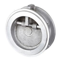 스테인리스 스틸 파퍼 버터플라이 틸팅 디스크 플래퍼 비 리턴 스윙 체크 밸브(H77)