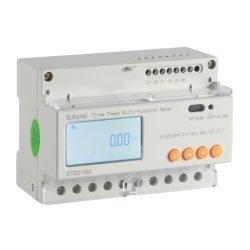 Acrel Trifásico, Medidor de energia do trilho DIN Adl3000-E