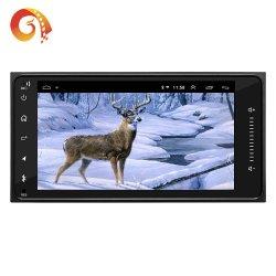 Reproductor DVD Universal Android coche navegación GPS con Bluetooth, WiFi, FM, Video