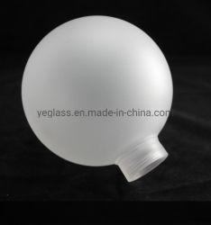 Gezandstraalde douane of het Schilderen G9 Dekking van de LEIDENE de Lichte Bol van het Halogeen, de Berijpte Schaduw van de Lamp van het Glas