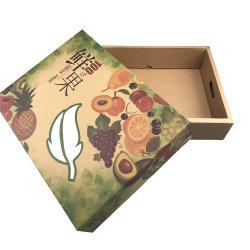 Les boîtes de carton ondulé Caiton personnalisé pour les fruits
