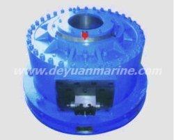 Meccanismo di comando dello sterzo elettroidraulico dell'aletta rotativa per uso marino