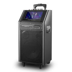 12pulgadas Karaoke DVD Altavoz Subwoofer Amplificador altavoz KTV caminar
